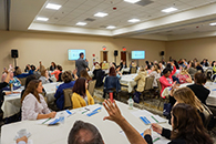 Thumbnail of: Breakout Session on Affordable Care Act with Attendees and Presenter